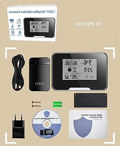 Know Camera 1080 Station w/ Fi Sd Card