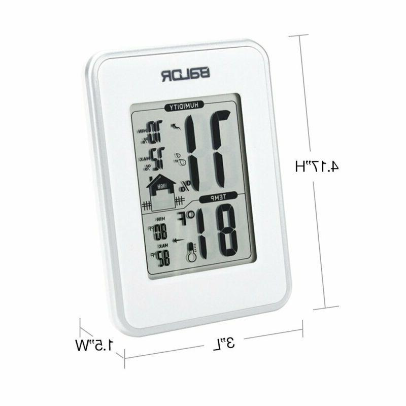 BALDR Thermo-Hygrometer Weather
