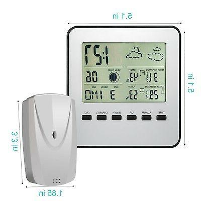 Wireless Digital Indoor Thermomete...