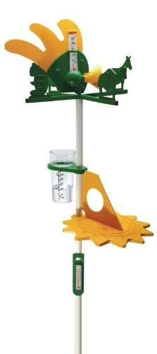 "Didax Upright Weather Station, 48"" Height"