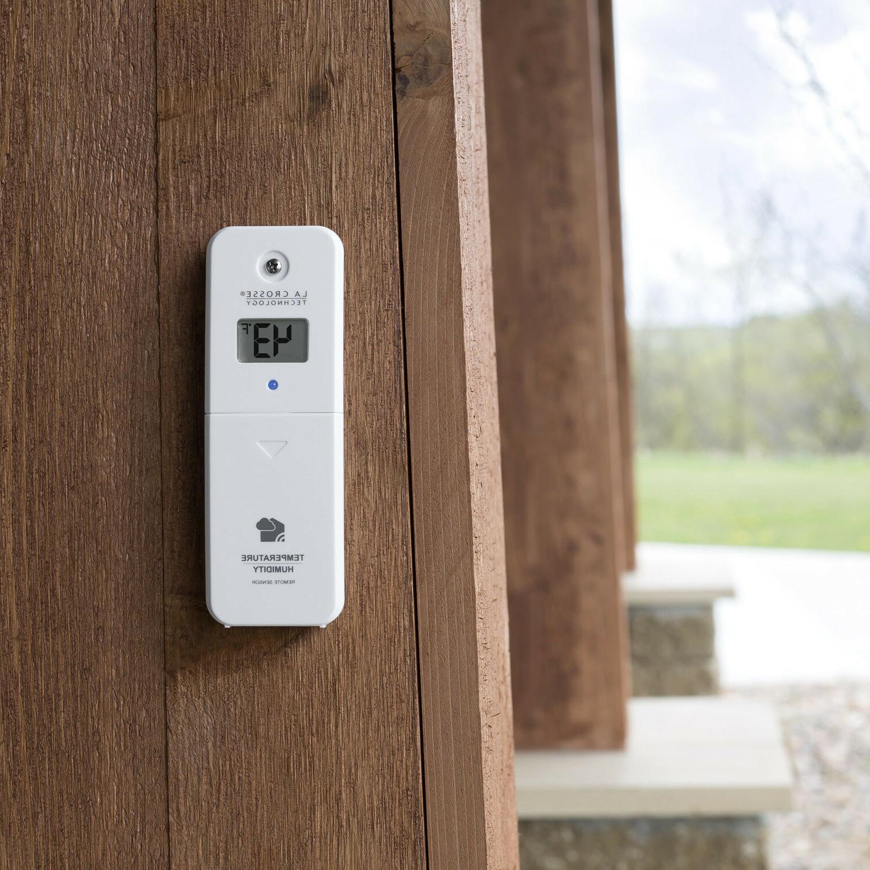 C83100 La Crosse Wi-Fi Professional Station with AccuWeather