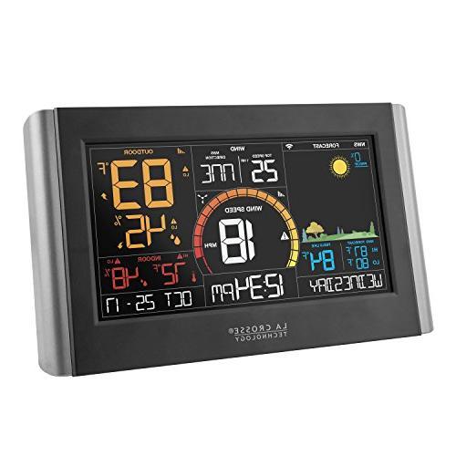 La Crosse Technology V21-WTH Wireless Weather