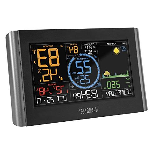 La Crosse V22-WRTH-INT Professional Weather Station,
