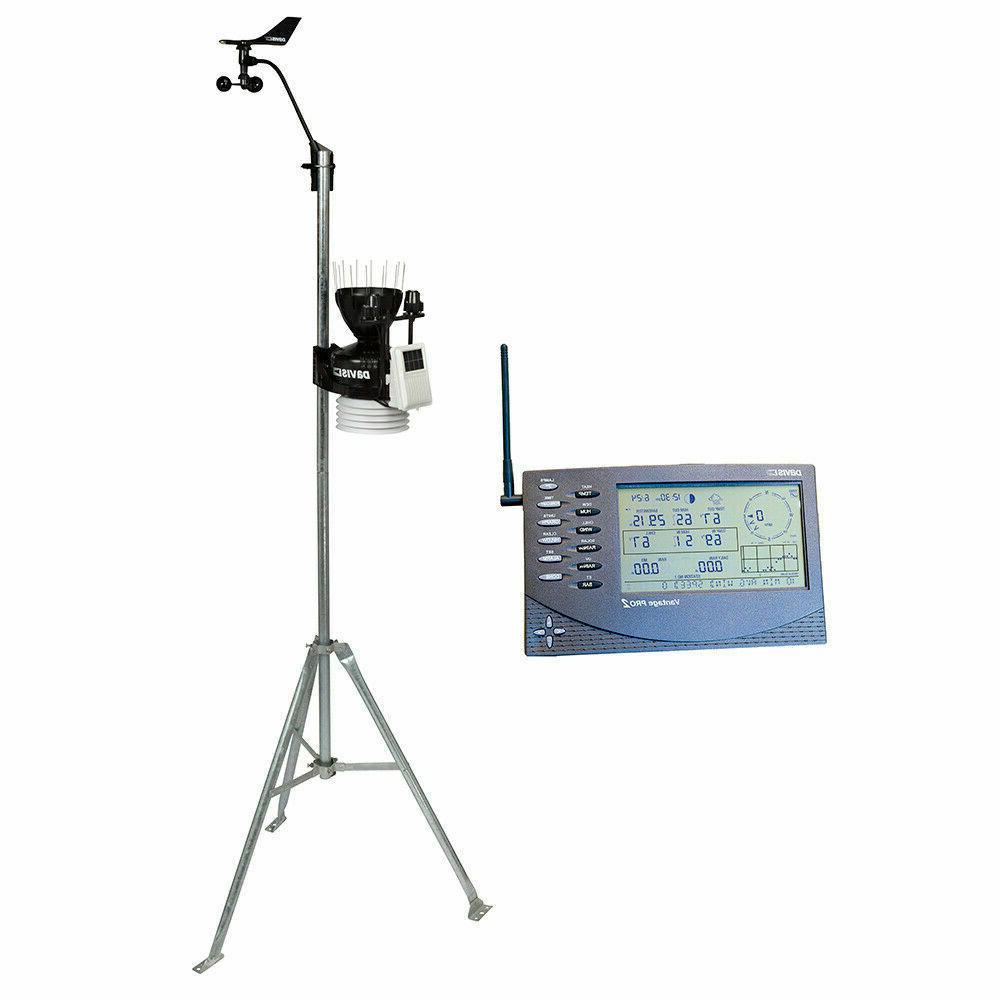 vantage pro 2 wireless weather station