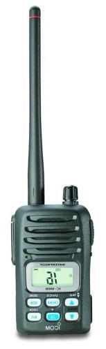 VHF HANDHELD RADIO BLACK