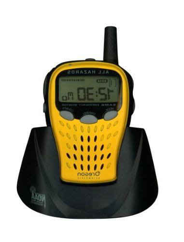 weather radio emergency monitor