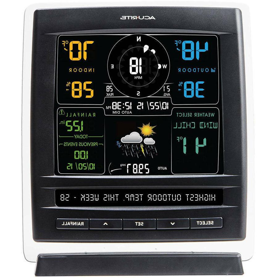 Weather 1 Sensor Outdoor Measure Temperature