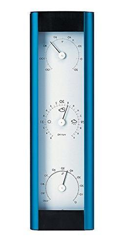 HOKCO Weather Station - Analog - Barometer - Thermometer - H