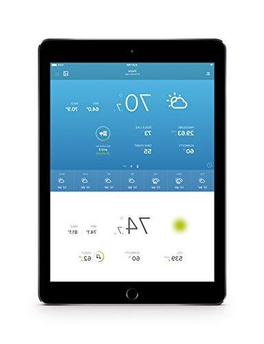 Netatmo Weather Outdoor Sensor, Compatible with Amazon Alexa