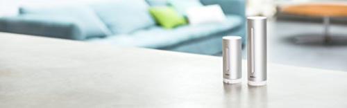 Netatmo Outdoor with Wireless Sensor, Alexa