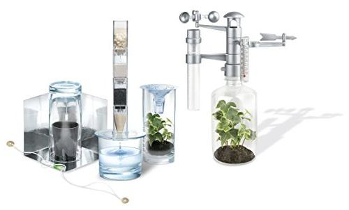 weather station clean water science