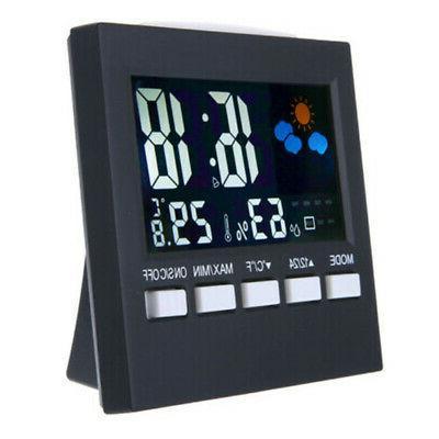Digital LCD Wireless Weather Calendar