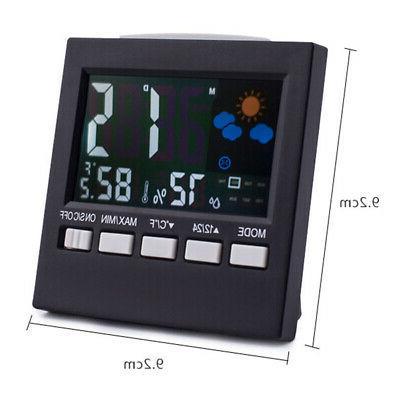 Digital Indoor Outdoor Wireless Weather