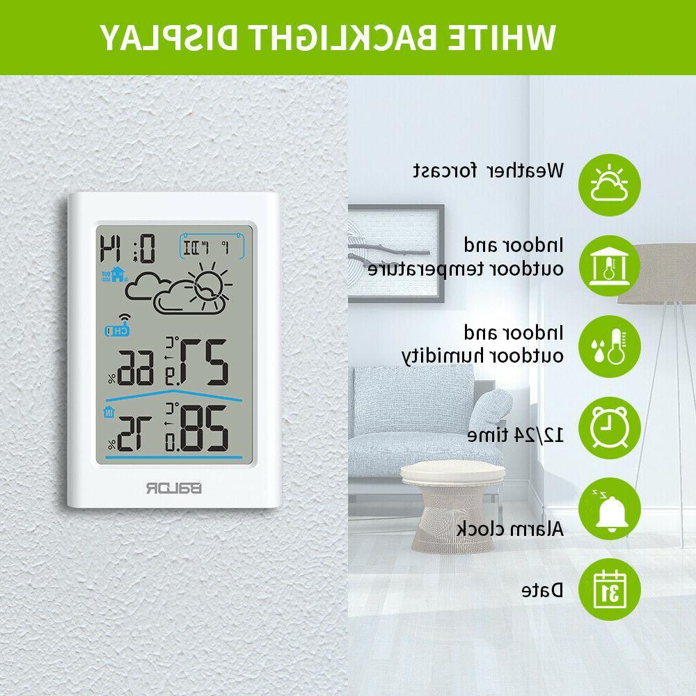 Baldr Weather Indoor Outdoor Thermometer Sensor