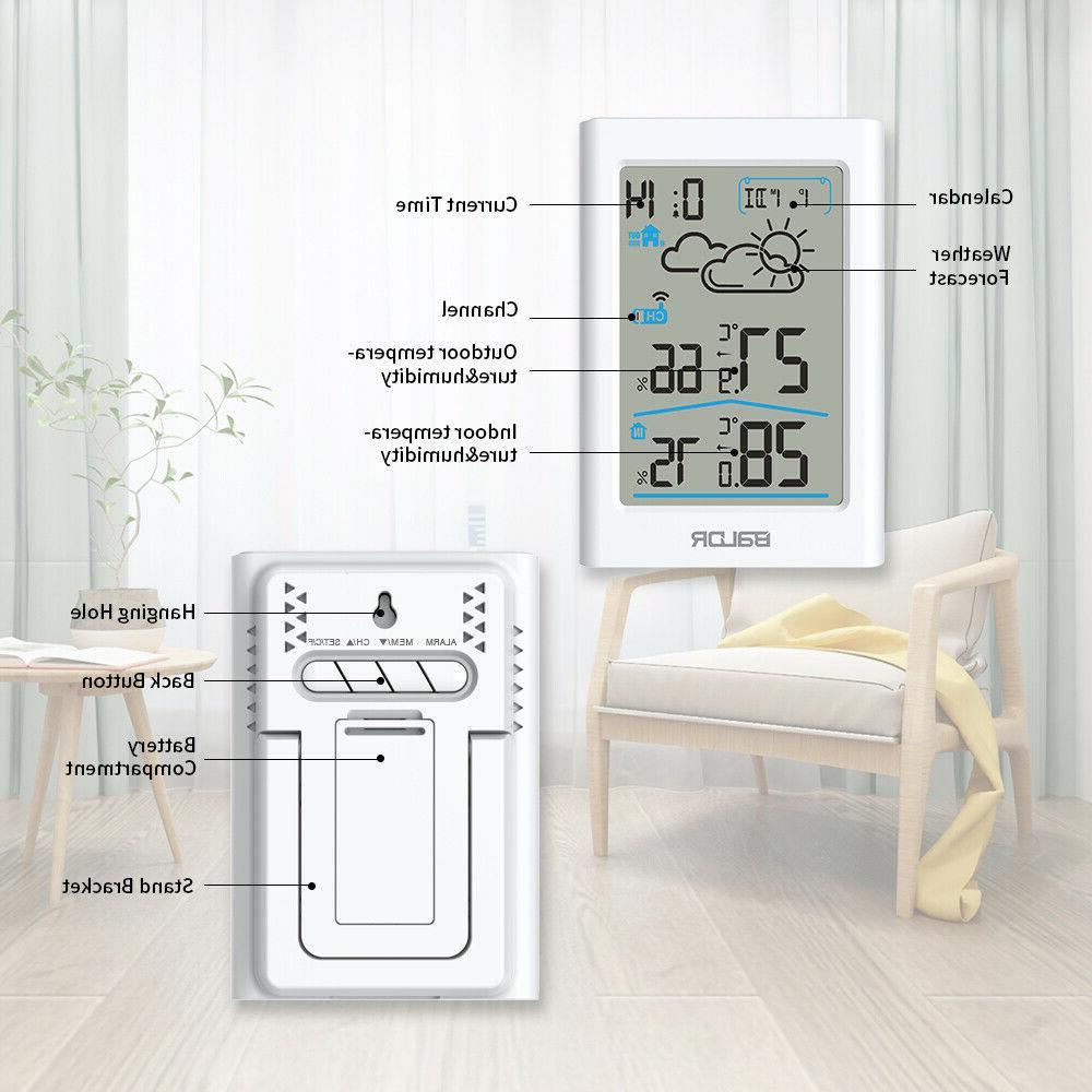 Baldr Indoor Sensor Forecast