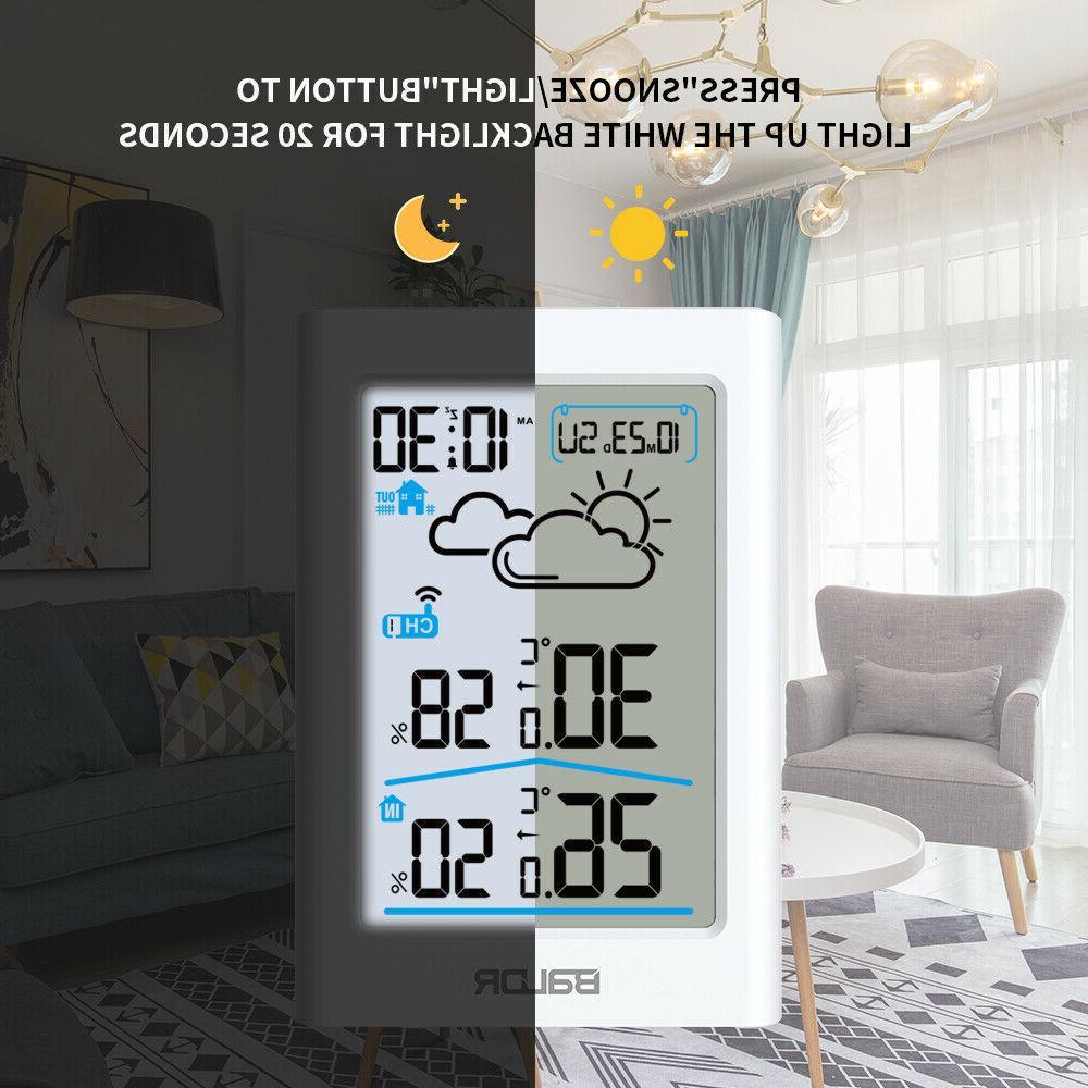 Baldr Weather Station Indoor Forecast