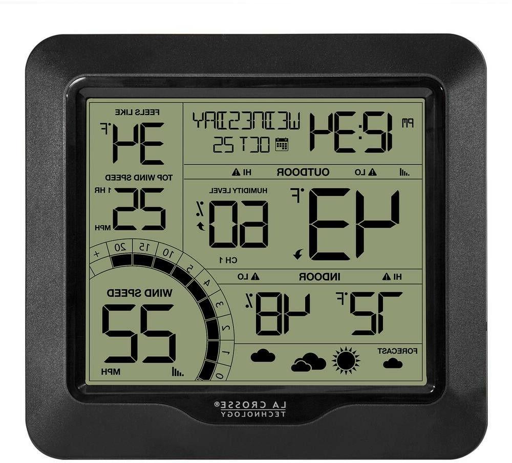 Wind Weather with Home Indoor Outdoor