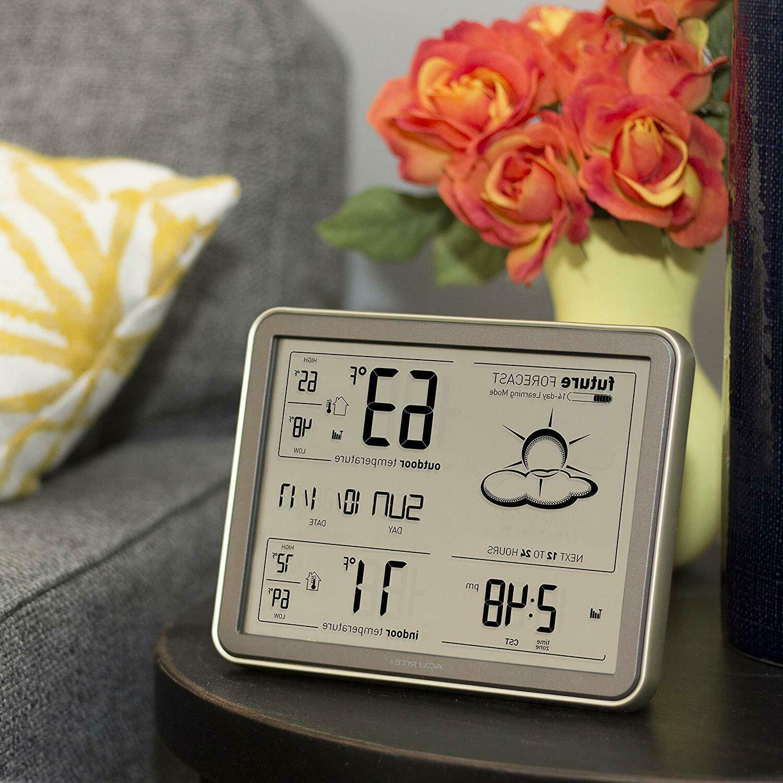 AcuRite Weather Jumbo Display and Atomic Clock