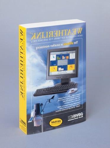 weatherlink 6510 software data logger
