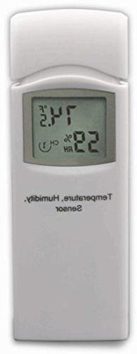 Ambient Weather WH31 Sensor for WS-3000 Series Weather Stati
