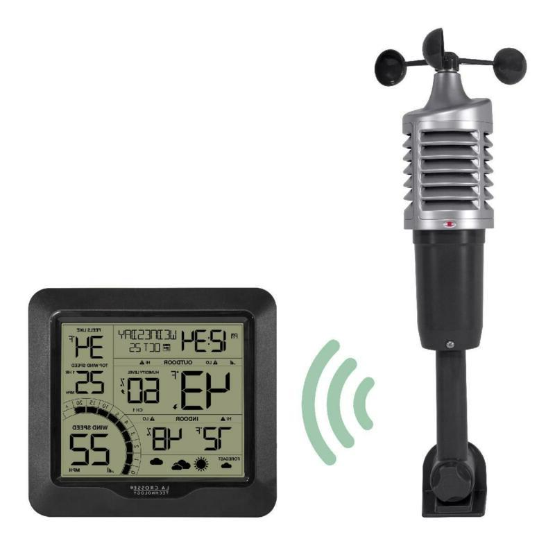 Wind Weather Home Outdoor Display 3-in-1 Sensor