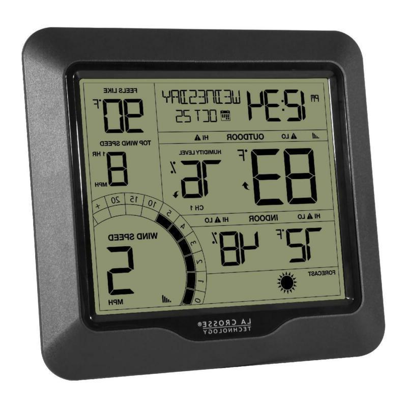 Wind Speed Weather Home Display
