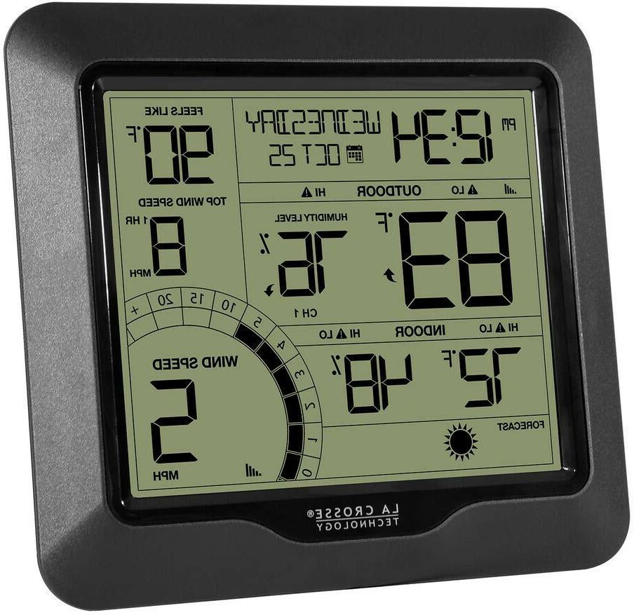 Wind with Sensor backyard Home Indoor Outdoor