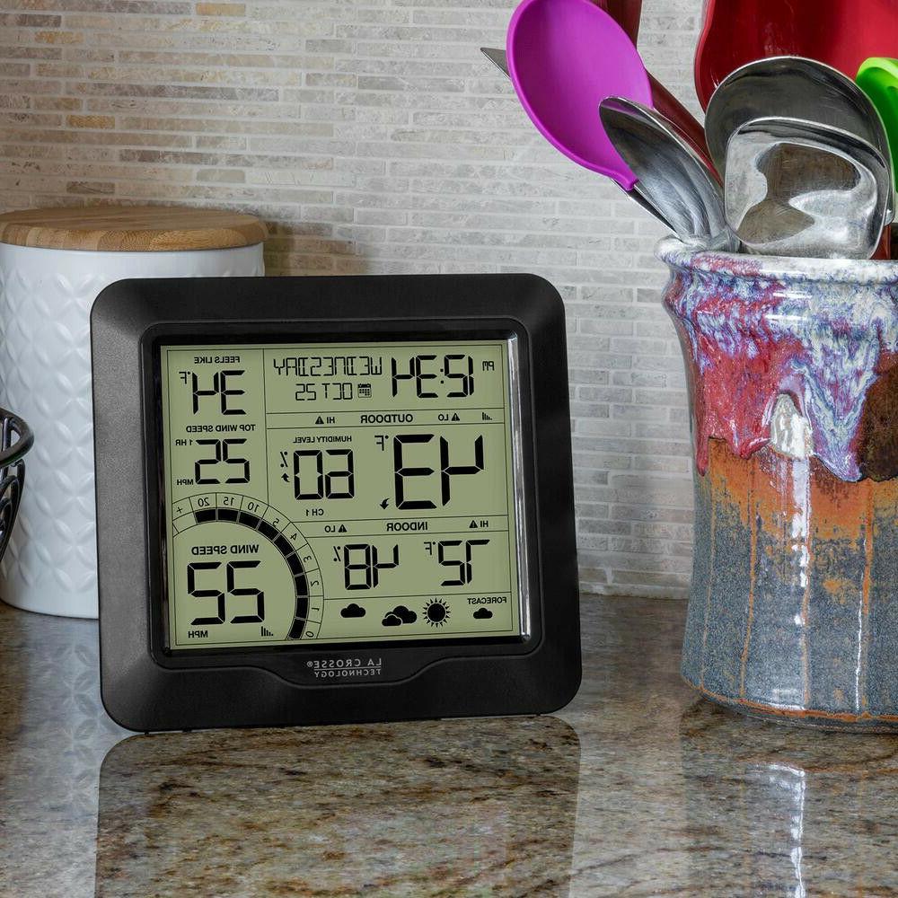Wind Weather with Sensor