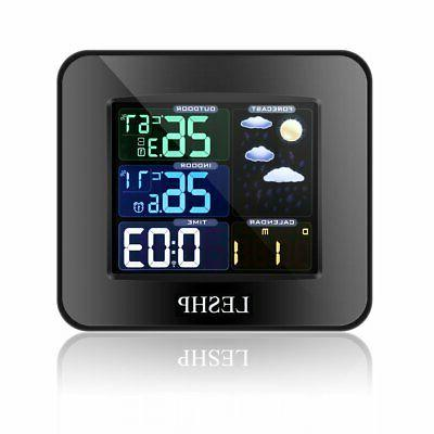 Wireless Digital LCD Station Indoor Humidity Sensor