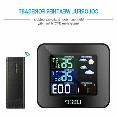 Wireless Digital LCD Humidity Sensor