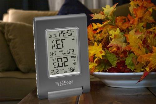 La Crosse Temperature Station, ea