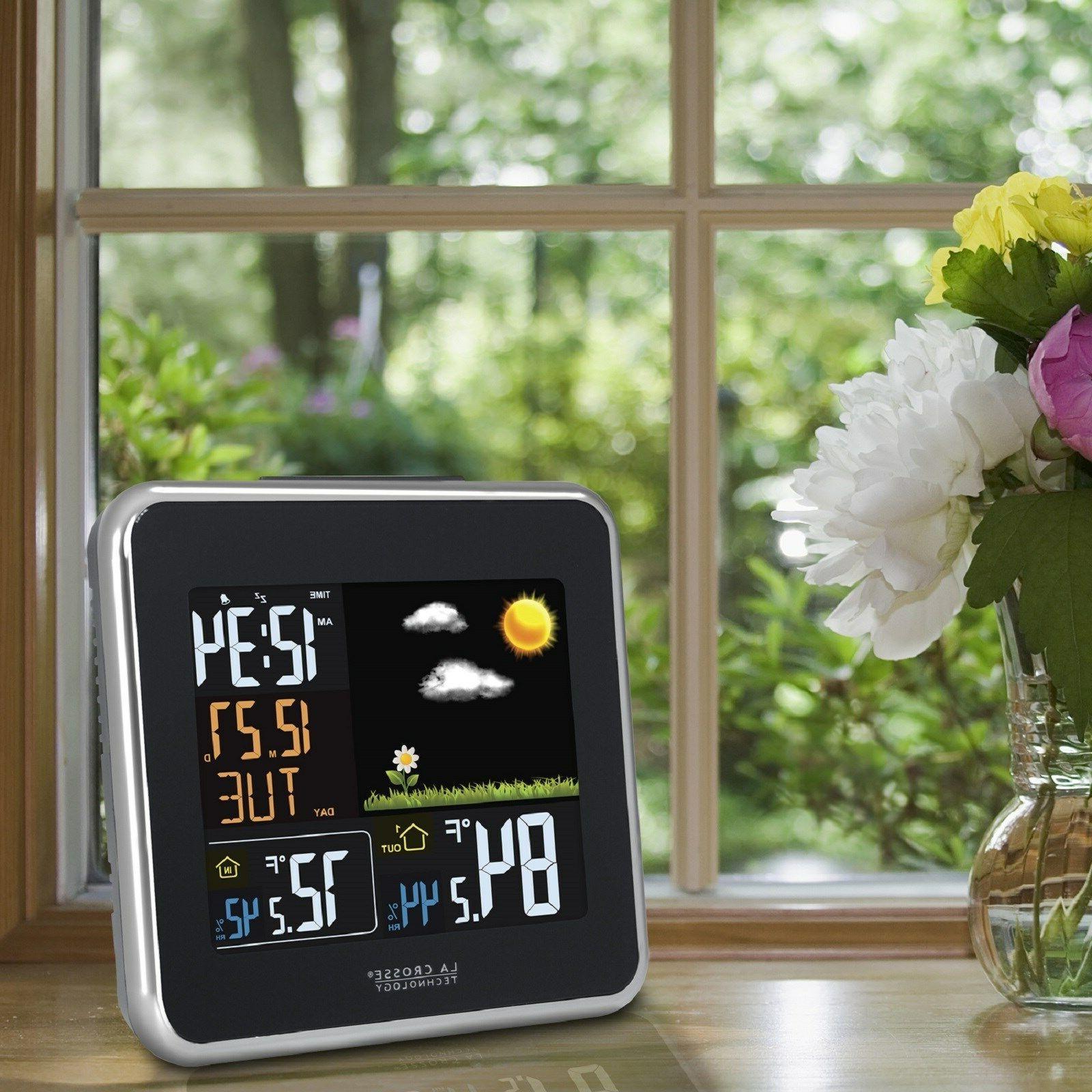 La Technology Color Weather Forecast - ft - Desktop