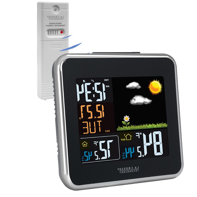La Technology Color Weather Forecast - 200 - Desktop