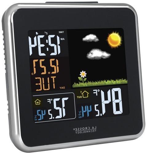 wireless weather forecast station
