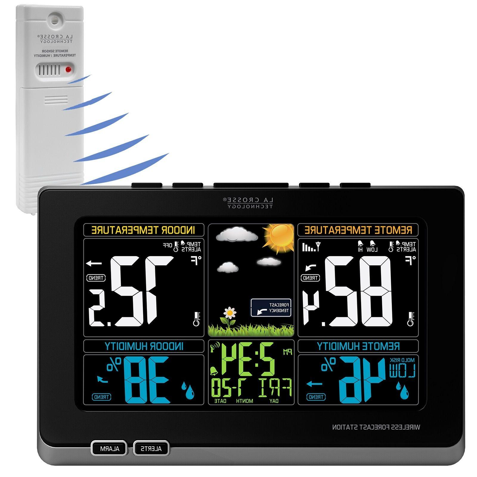 wireless weather station black range