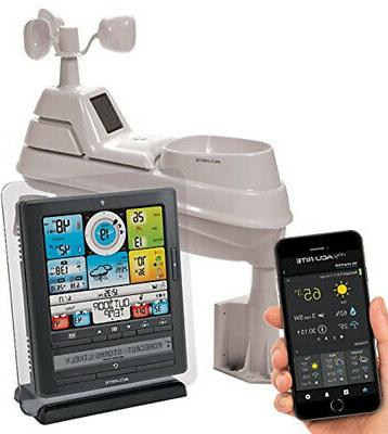 weather station 5 in 1 home wireless
