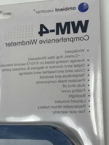 Ambient Weather WM-4 Comprehensive Station