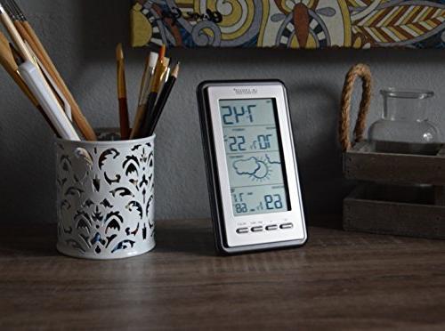La Digital Forecast Temp Humidity