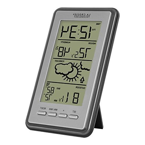 La Crosse Technology WS-9230U-IT-INT Digital Temp Humidity