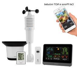 La Crosse 5-in-1 Pro Weather Station w AccuWeather Remote Mo
