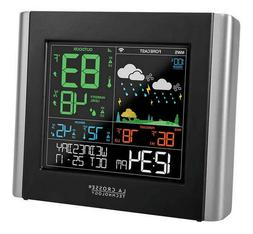 La Crosse Color Weather Station Remote Sensor Outdoor Temper