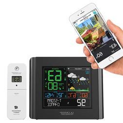 La Crosse Weather Station with Remote Sensor Wireless Outdoo