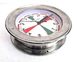 Brass Blessing LARGE - SHIP'S Nautical Clock – Marine RADI