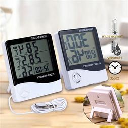 LCD Digital Hygrometer <font><b>Thermometer</b></font> High