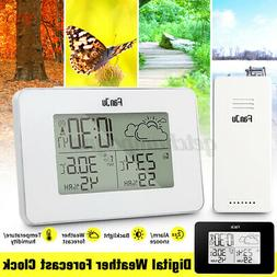 Weather station digital Thermometer Hygrometer Indoor Outdoo