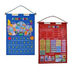 Learning Calendar with Weather Station Kids Early Educationa