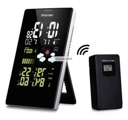 Welquic Multi-functional Digital Wireless Weather Station. W