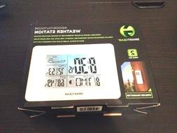 NEW Smart Gear Indoor/Outdoor Weather Station
