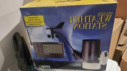 Precision weather station