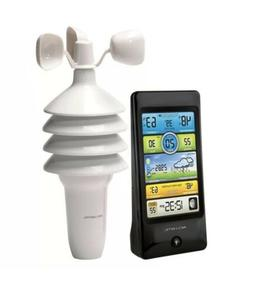 Acurite Pro Color Weather Station with Wind Speed Home Weath